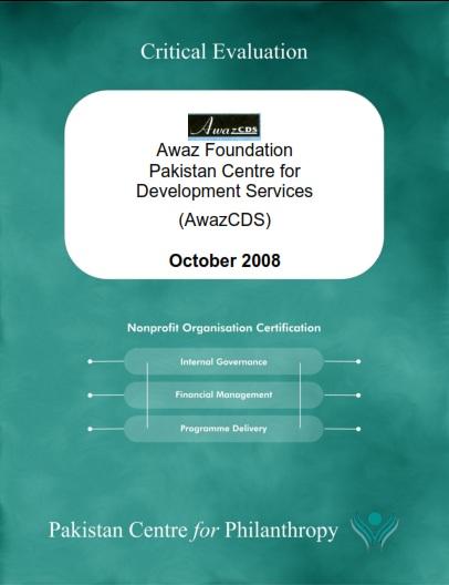 Evaluation Report 2008