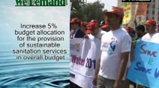 International World Water Day in Pakistan