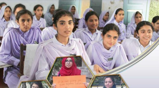Girls Right to Quality Secondary Education