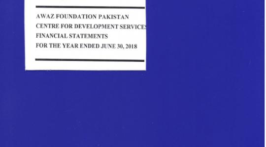 Financial Statement 2017-2018