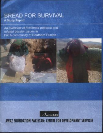BREAD FOR SURVIVAL