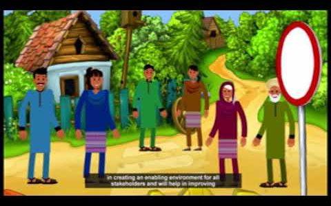 Ujala Documentary - Sindhi version