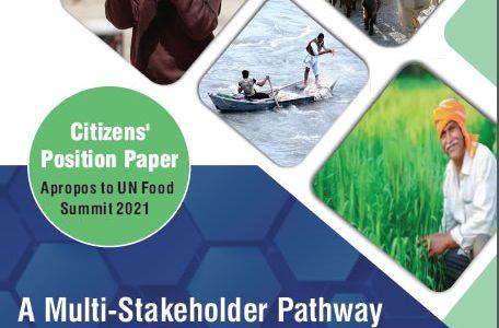 Citizens' Position Paper
